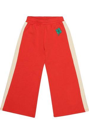 Mini Rodini Pantalon de survêtement en coton