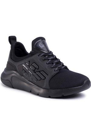 EA7 Baskets - Sneakers - X8X057 XCC55 M620 Black/Black