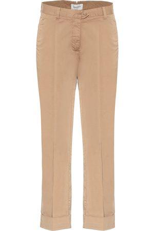 Woolrich Pantalon droit W'S en coton