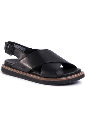 Keen Femme Sandales - Sandales - Lana Cross Strap Sandal 1022584 Black/Black