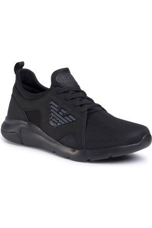 EA7 Sneakers - X8X056 XCC56 M619 Triple Black/Antracite
