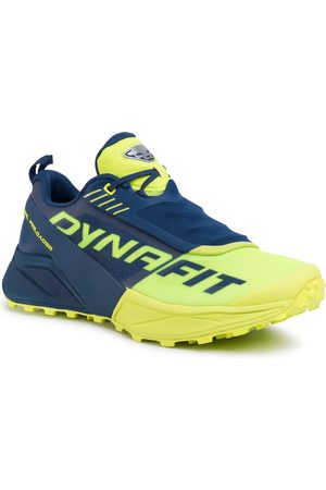Dynafit Homme Chaussures de randonnée - Chaussures - Ultra 100 64051 Poseidon/Fluo Yellow 8968