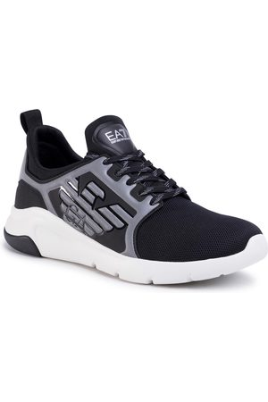 EA7 Sneakers - X8X057 XCC55 N629 Black/Silver