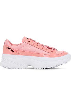 """adidas Sneakers En Cuir Enduit """"kiellor"""""""