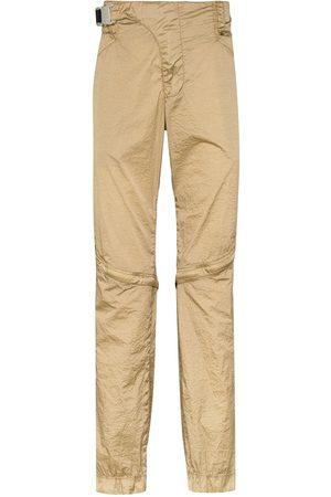 1017 ALYX 9SM Pantalon de jogging Crescent à détails zippés