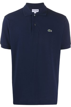 Lacoste Logo patch polo shirt