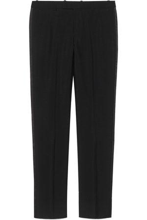 Gucci Homme Pantalons classiques - Pantalon Heritage en laine mohair