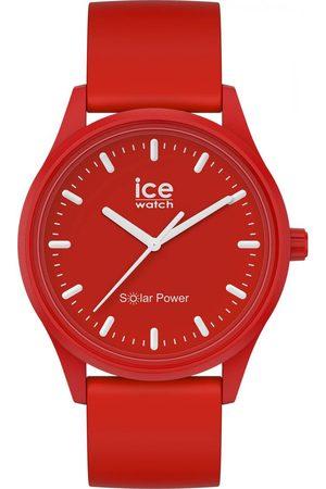 Ice-Watch Homme Montres - ICE solar power - Red sea - Medium - 3H