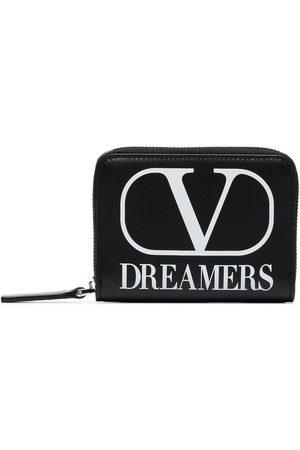 VALENTINO Portefeuille Black VLTN Dreamers