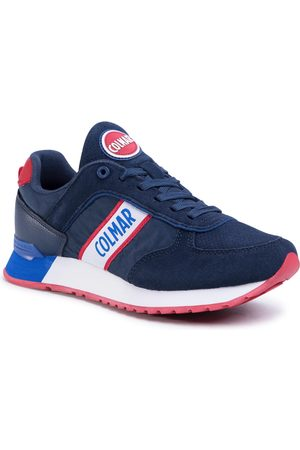 Colmar Homme Baskets - Sneakers - Travis Runner 032 Navy
