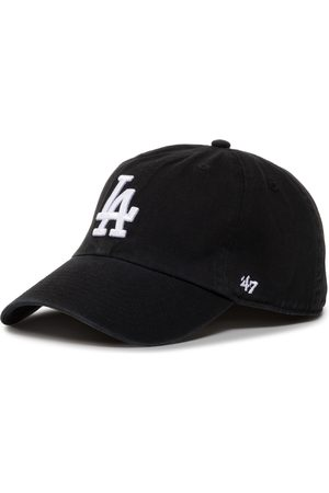 47 Brand Femme Bonnets - Casquette - Mlb Los Angeles Dodgers '47 Clean Up B-RGW12GWS-BKJ Black