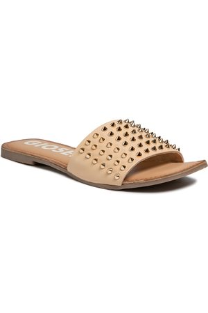 Gioseppo Femme Mules & Sabots - Mules / sandales de bain - Geddes 58384 Nude
