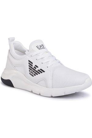 EA7 Sneakers - X8X056 XCC56 00001 White