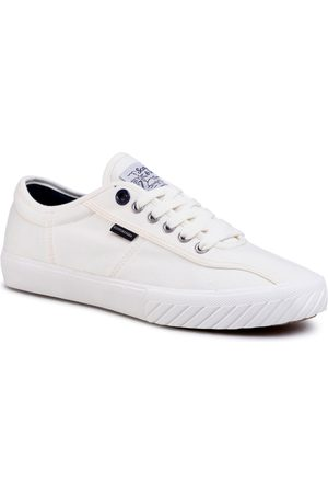 Scotch&Soda Homme Baskets - Tennis - Parcifal 20839590 Off White S20