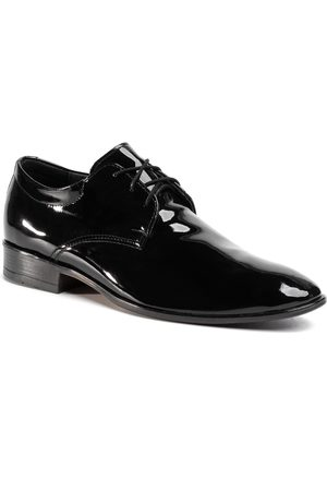 Zarro Garçon Chaussures basses - Chaussures basses - 2280/07 Czarny Lakier