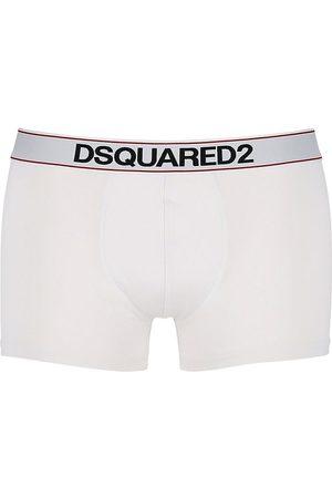 Dsquared2 Boxer En Jersey De Coton Avec Logo