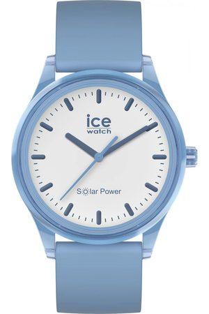 Ice-Watch Homme Montres - Promo : ICE solar power - Rain - Medium - 3H