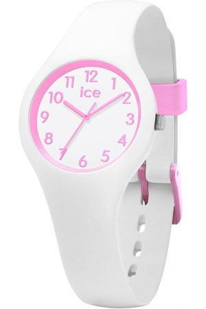 Ice-Watch Fille Montres - ICE ola kids - Candy white - Extra small - 3H