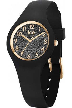 Ice-Watch ICE glitter - Black - Numbers - Extra small - 3H