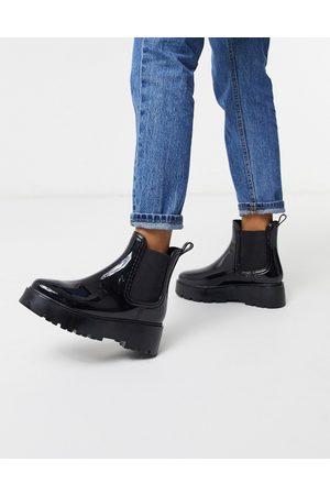 ASOS Femme Bottines - Gadget - Bottines de pluie chelsea style chunky