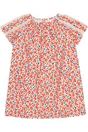 BONPOINT Robe Natacha imprimée en coton
