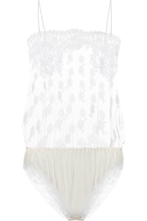 Stella McCartney Body en dentelle