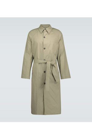 Rochas Trench-coat brodé Quinto