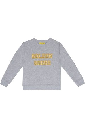 Golden Goose Sweat-shirt brodé en coton