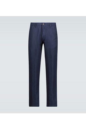 Polo Ralph Lauren Pantalon slim rayé