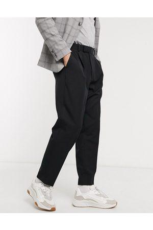 ASOS Pantalon habillé oversize fuselé