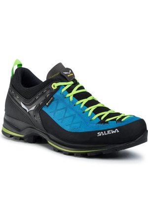 Salewa Chaussures de trekking - Ms Mnt Trainer 2 Gtx GORE-TEX 61356 Blue Danube/Flue Green