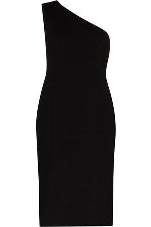 Bottega Veneta One-shoulder midi dress