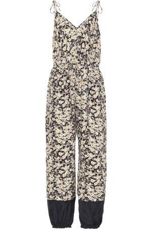 Stella McCartney Combi-pantalon Sienna imprimée en soie