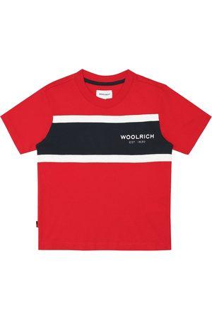 Woolrich T-shirt imprimé en coton