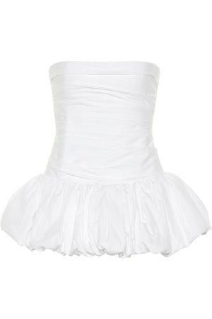 Khaite Femme Bustiers - Top bustier Kimmy en coton