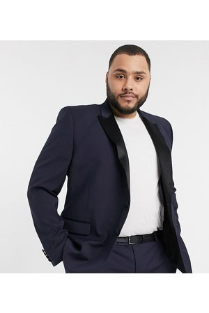 ASOS Plus - Veste de smoking ajustée