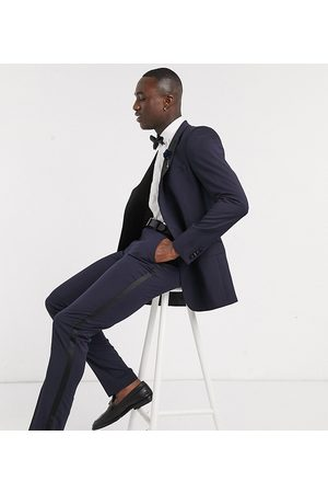 ASOS DESIGN Tall - Pantalon de smoking ajusté