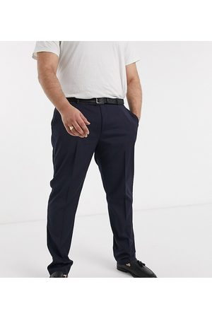 ASOS Plus - Pantalon de smoking ajusté