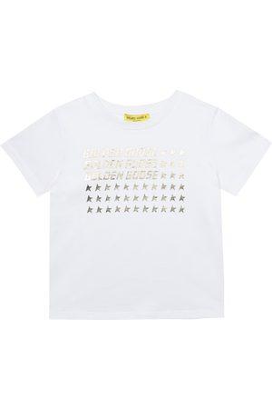 Golden Goose Kids T-shirt imprimé en coton