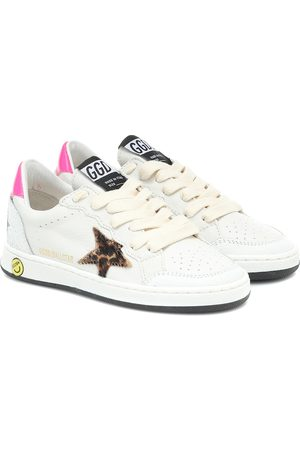 Golden Goose Baskets Ball Star en cuir