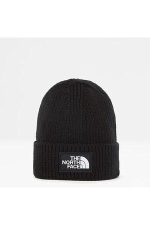 The North Face Bonnet À Revers Tnf Logo Box Tnf Black Taille Taille Unique Standard