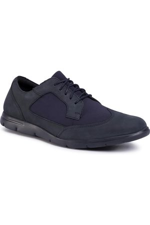 Clarks Chaussures basses - Vennor Wing 261480397 Navy Combi