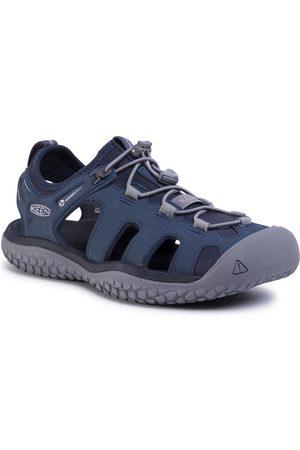 Keen Sandales - Solr Sandal 1022431 Navy/Steel Grey