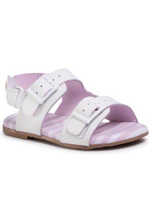 BIBI Sandales - Baby Birk Mini 1088054 White/Hortencia