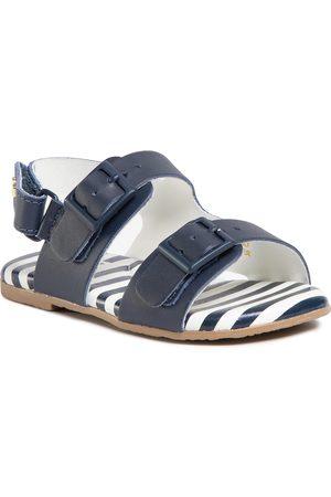BIBI Sandales - Baby Birk Mini 1088053 Naval/White