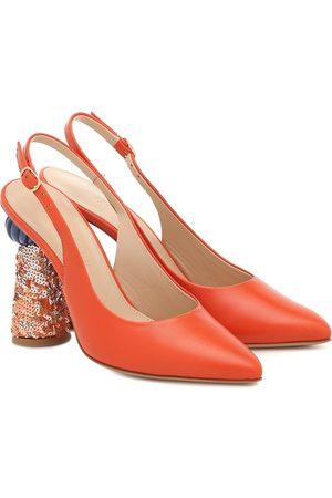 Jacquemus Escarpins Les Chaussures Loiza en cuir