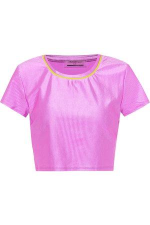 Lanston Femme T-shirts - T-shirt raccourci