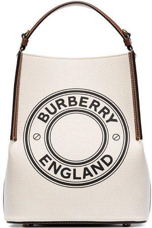 Burberry Femme Sacs à main - Petit sac cabas à logo