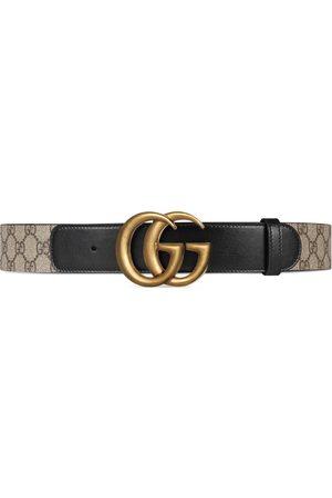 Gucci Ceinture GG avec boucle Double G