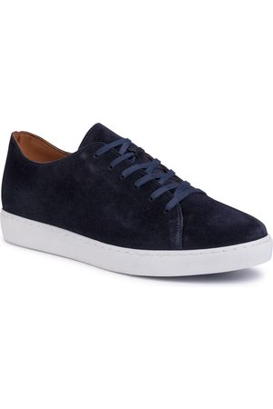 Gino Rossi Homme Baskets - Sneakers - MI07-A972-A801-04 Cobalt Blue